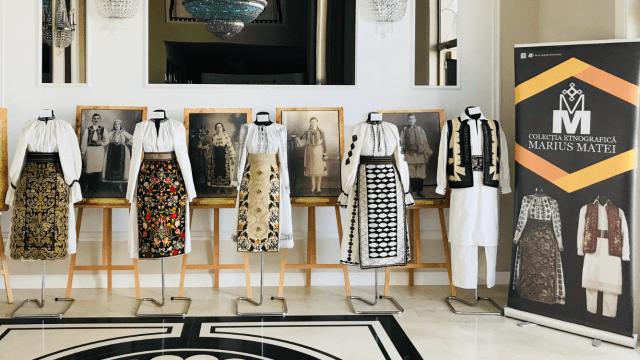 """Expoziția """"Zestrea satului bănăţean"""" – colecţia etnografică Marius Matei"""