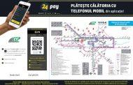 Iesenii vor putea sa cumpere bilete de călătorie direct de pe telefonul mobil