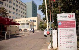 Focare de COVID-19 la UTI si spitalul de Neurochirurgie din Iasi