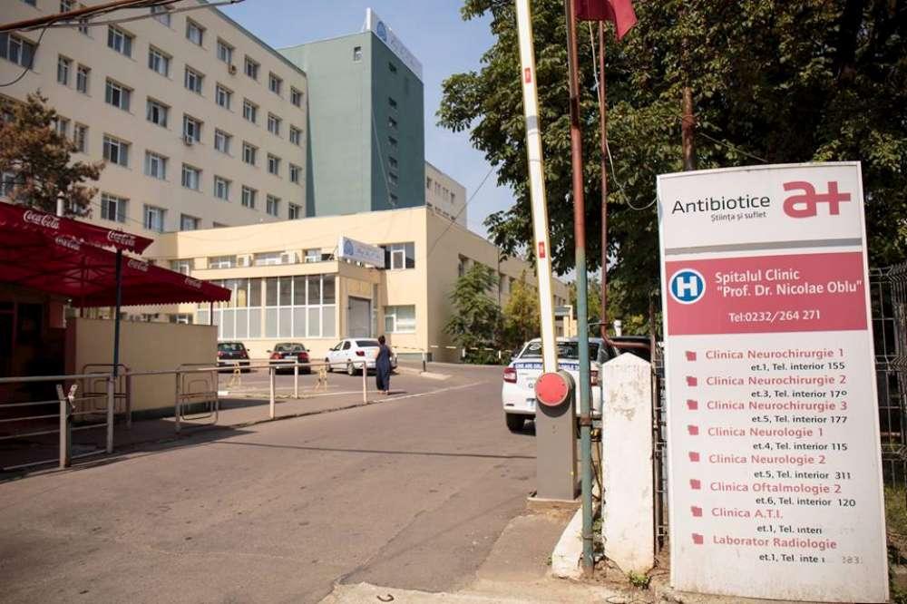 Fonduri de 11 milioane de euro pentru spitalele din subordinea CJ Iasi