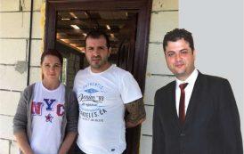 Casa Share si Fundatia FEG se implica in cazul mamei cu trei copii din Holboca. Casa la cheie pentru familia Lazar
