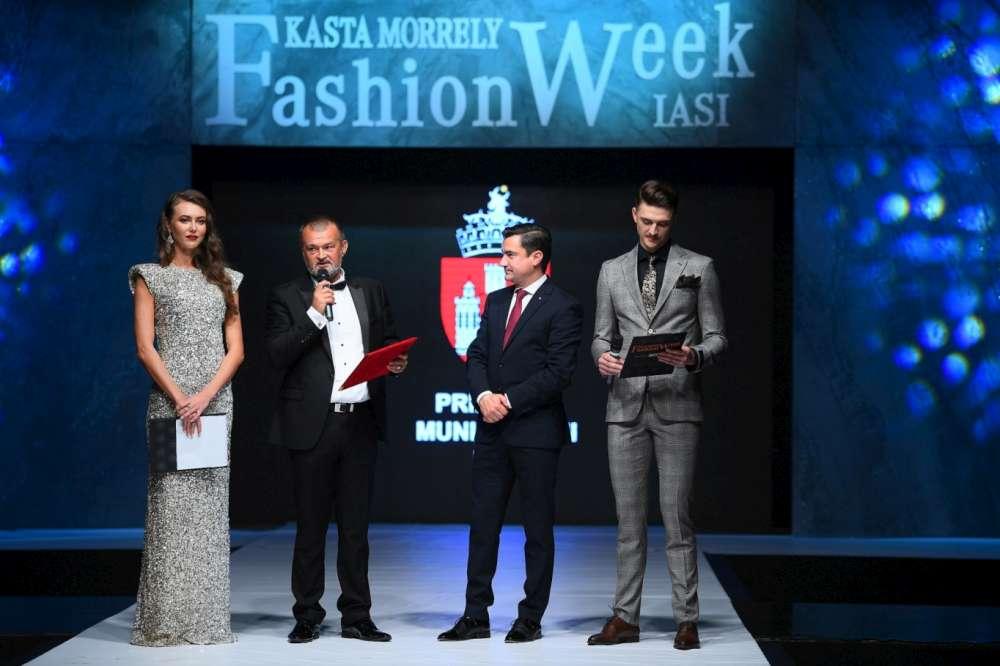 Festival international demonstrativ de moda Kasta Morrely Fashion Week