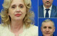 Pe cine reprezinta astia?  Trei parlamentari din  PSD Iasi au votat împotriva autostrăzii Iasi-Tg. Mures