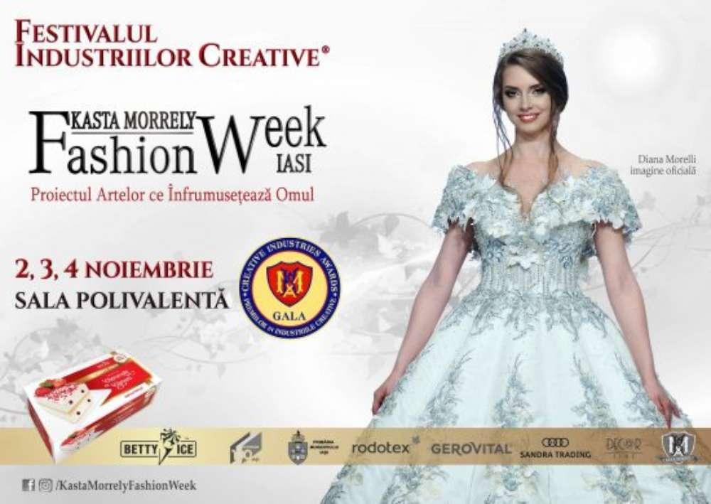Kasta Morrely Fashion Week, creativitate şi estetică vestimentară