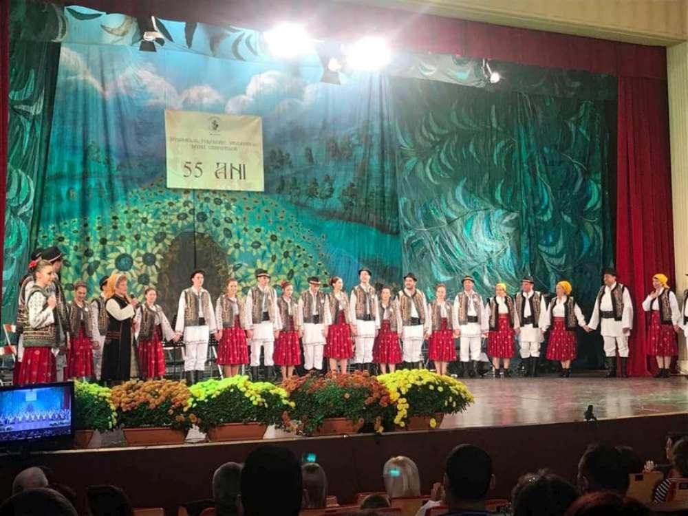Frumusețea sărbătorilor tradiționale românești pe scena USAMV Iași