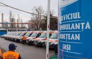 Autospeciale noi pentru Serviciul Județean de Ambulanță Iași (SAJ) și Inspectoratul de Situații de Urgență ( ISU)