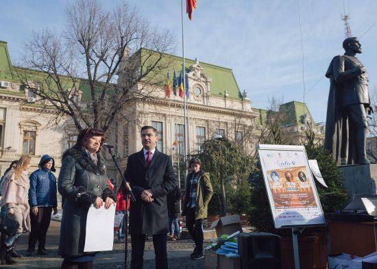 Ziua Internaţională a Persoanelor cu Dizabilităţi a fost celebrată la Palatul Roznovanu