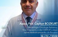O şansă la viaţă pentru copiii bolnavi de cancer. Renumit oncolog pentru copii din Turcia vine la Iași