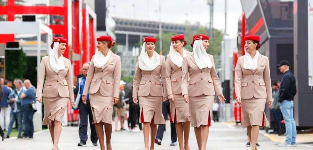 Emirates recrutează însoțitori de bord în ianuarie la Constanța și București