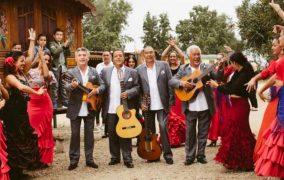 Celebra formatie Gipsy Kings, in concert la Iasi