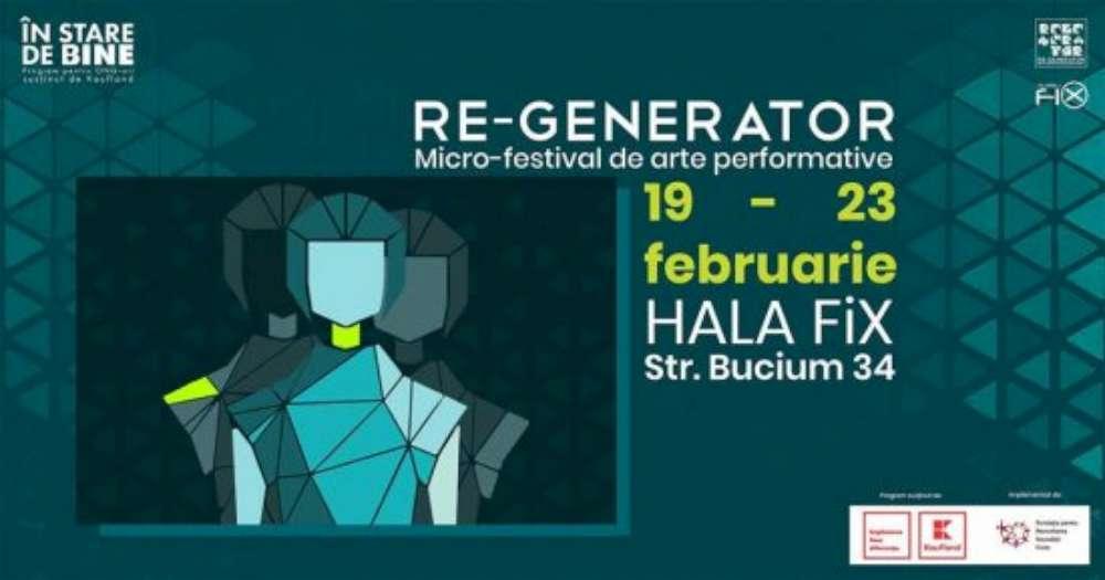 Eveniment inedit la Iași: Microfestival de arte performative