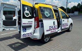 Firmele de taximetrie, obligate să asigure si transportul persoanelor cu dizabilităti