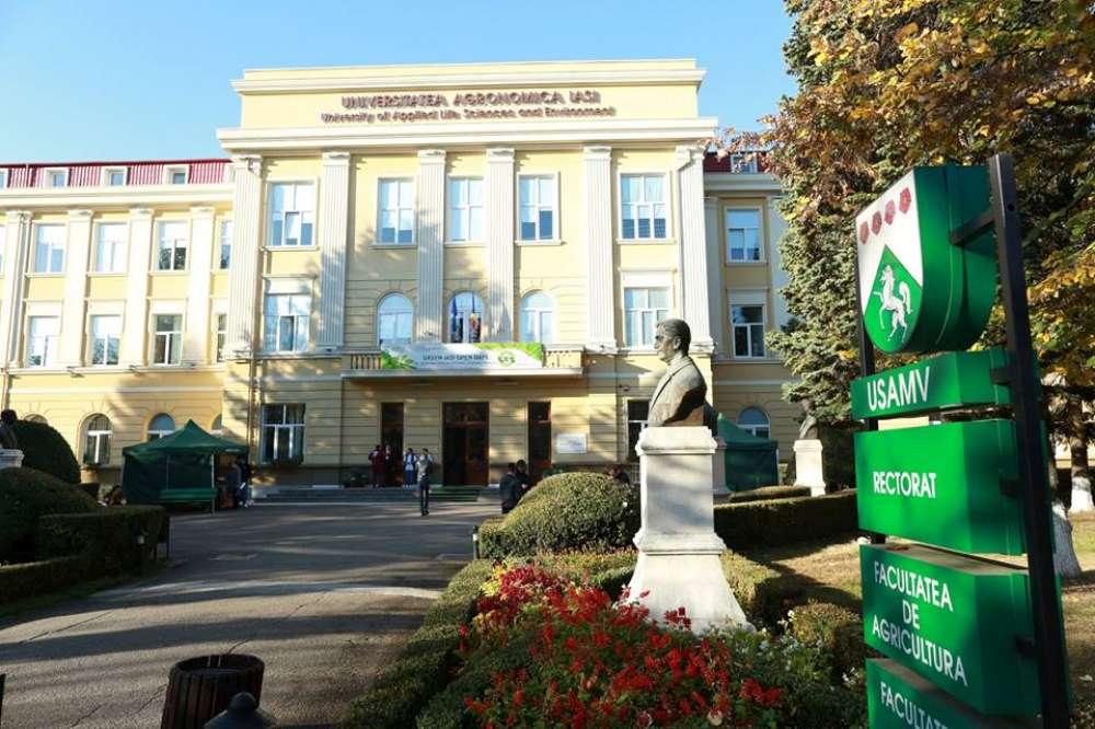 Reprezentanți ai Asociației Universităților Europene vor veni în vizită de evaluare la USAMV Iași
