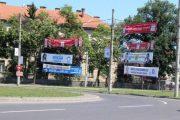 Primaria a aprobat zonele din Iasi in care partidele politice pot sa afiseze materiale electorale