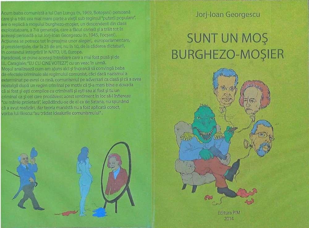 O lume trasnita! Un iesean a publicat o carte cu reclamatii facute asociatiei de proprietari si Primariei