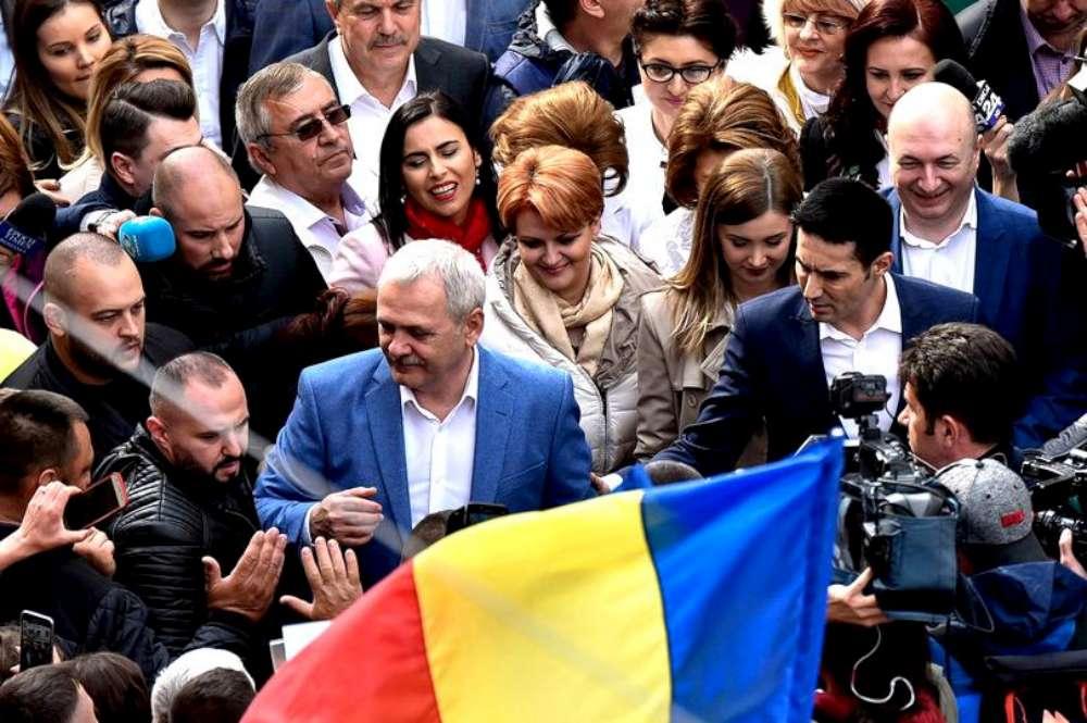 PSD organizează un mare miting la Iaşi, de Ziua Europei, cu spectacol folk si lideri condamnati