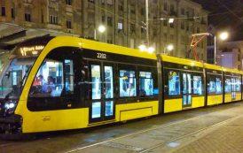 Cum vor circula tramvaiele si autobuzele la Iasi, in noaptea de Înviere