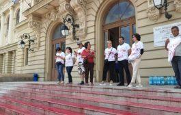 Liga Studenţilor din Iaşi acuză Facultăţile de Drept de ipocrizie după solidarizarea cu decizia Universităţii din Bucureşti de a-i exmatricula pe cei 45 de studenţi