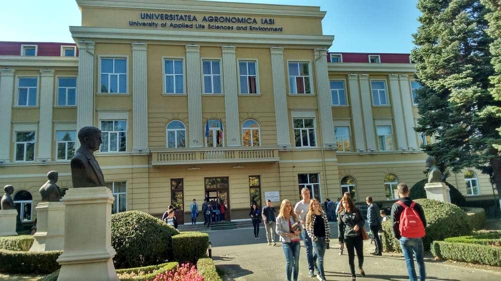 USAMV Iași va deschide un centru de vaccinare în campus