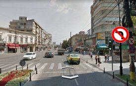 Noi modificări în circulatia rutieră din centrul Iasului