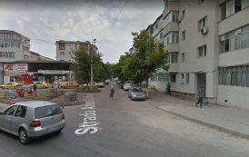 Continuă restricțiile de circulație pe strada Anton Crihan