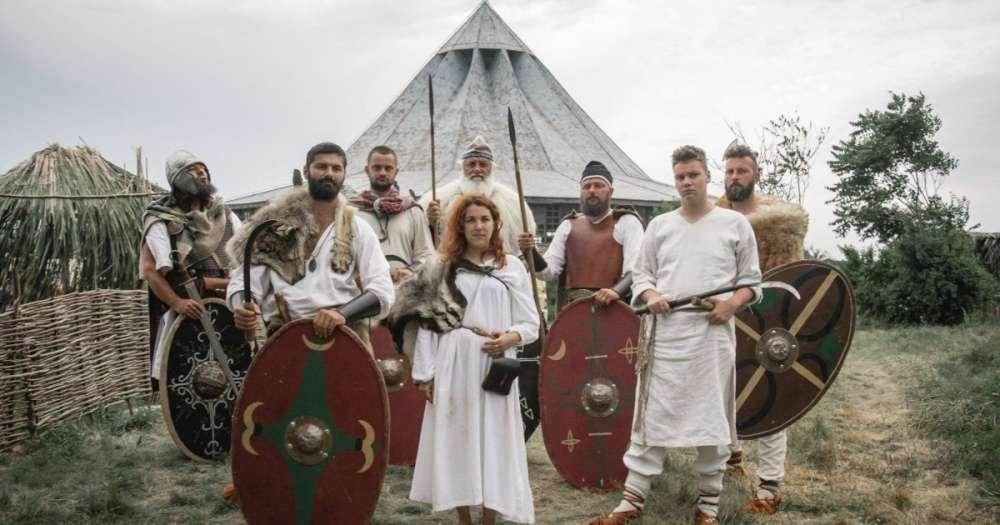 """Festivalul Antic """"Getodava"""", ediția a II-a, Cucuteni – Iași"""
