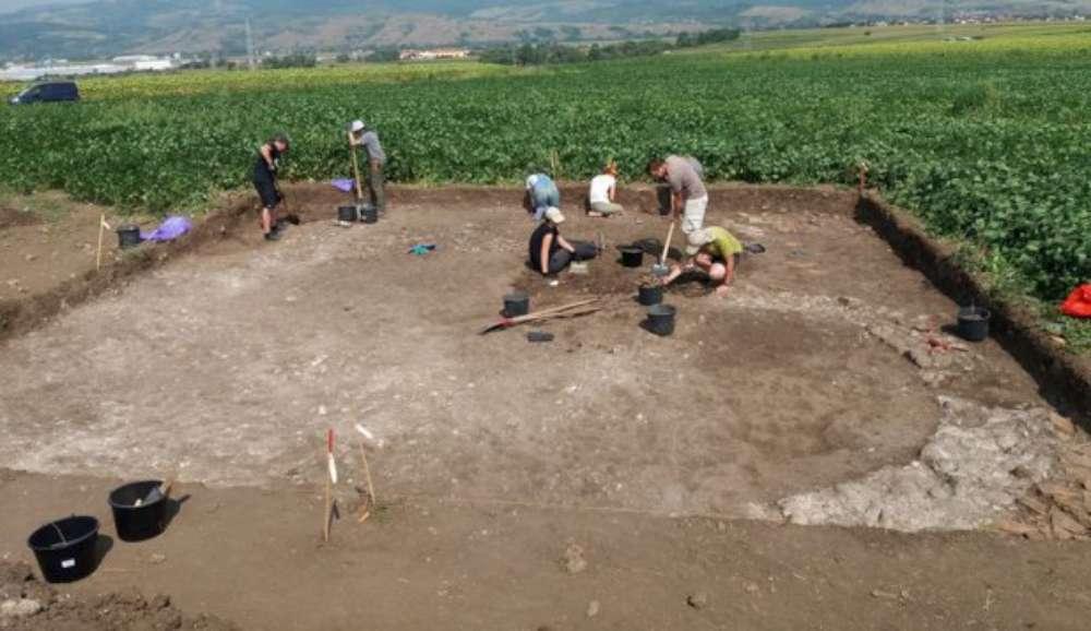 Ferma unui bogătaş din Epoca Romană, descoperită de arheologi la Alba Iulia. Ce au găsit în vila antică