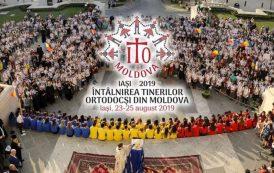 Iasiul, capitala tinerilor ortodocsi din Moldova, timp de 3 zile