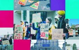 Protest la Iasi, în Săptămâna Mondială a Climei