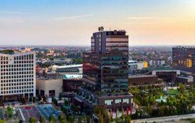 FOTO. Dascalu a inaugurat la Timişoara al doilea proiect mixt din portofoliu, după Palas Iaşi, în valoare de 442 milioane de euro