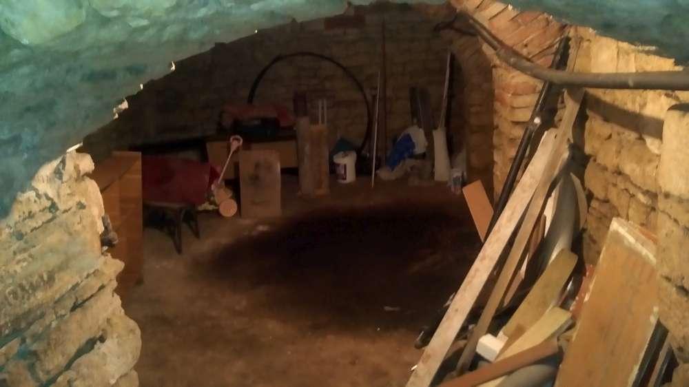 Pivnițe istorice distruse în mod barbar de Citadin, în centrul Iașului