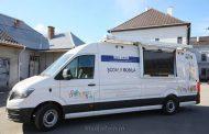 Proiect unic în educație, pornit din Turda – prima Școală Mobilă din România