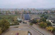 Podul Cicoarei este în curs de finalizare.