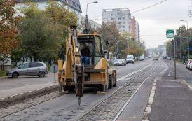Un sens al bulevardului Tutora rămâne deschis circulatiei rutiere