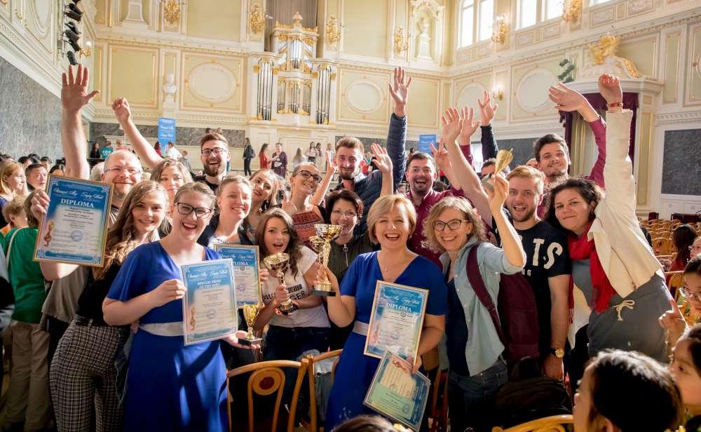 Concert aniversar al Corului Aletheia, la 10 ani de la debut
