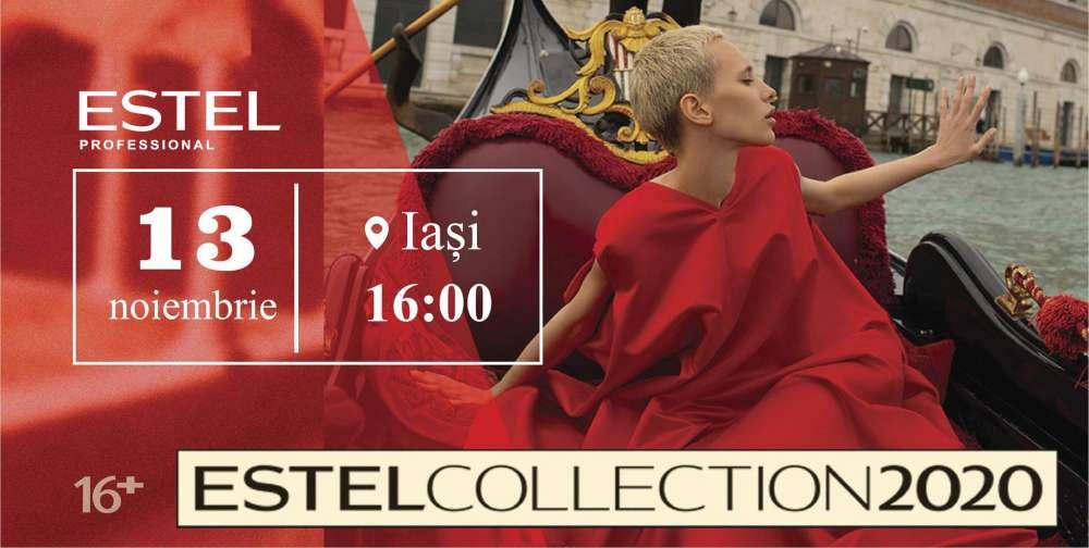 Hair Beauty Show ESTEL Collection 2020  – un adevarat maraton inedit  de culoare si tendinte, organizat pentru prima data in Iasi!