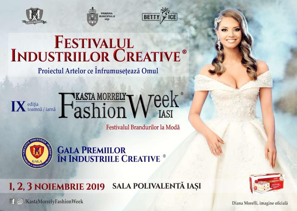 Festivalul brandurilor de moda, Kasta Morrely Fashion Week, la a IX-a editie