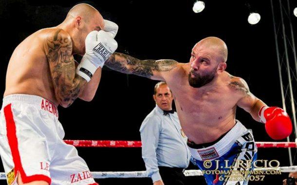 """INTERVIU. """"La Roca"""", povestea  de succes a unui pugilist plecat din ringul iesean pentru a-i invata box pe spanioli"""