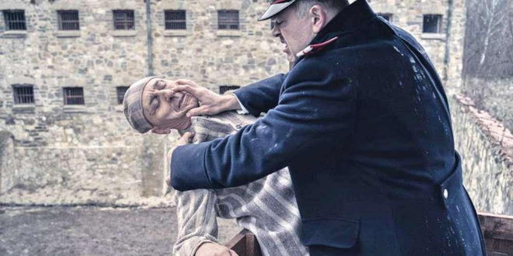 Filmul Cardinalul, de Nicolae Mărgineanu, rulează în prezența echipei, la Ateneul National Iasi