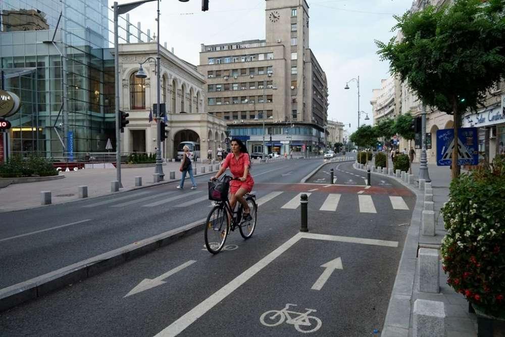 Axe de circulatie pentru biciclete intre Copou si Bucium si pe ruta Pacurari – Dancu