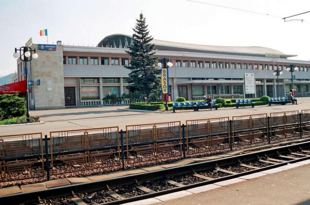 CFR închiriază Gara Brașov. Chiriașul trebuie să investească 4,3 milioane de euro