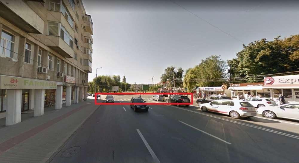 Treceri de pietoni desființate in Targu Cucu, la Belvedere si la baza pasajului Nicolina