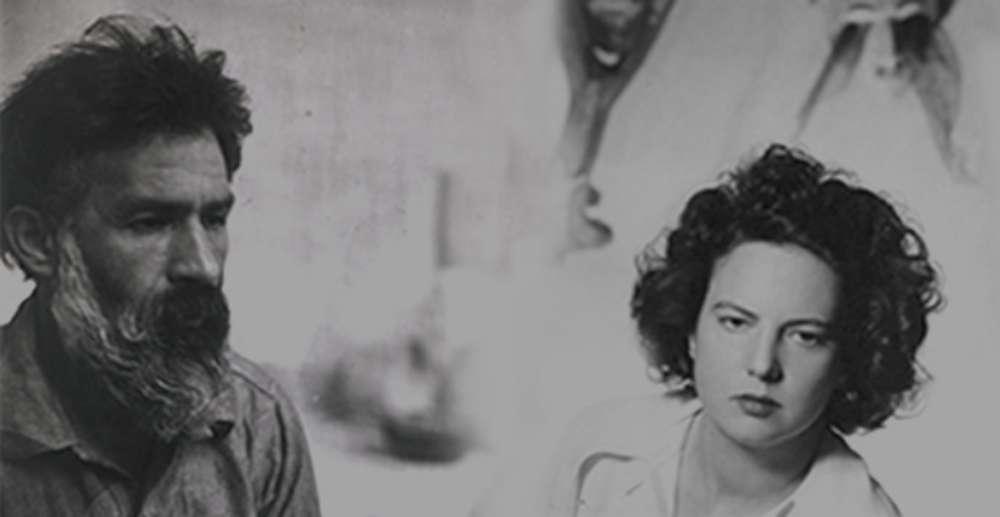 Constantin Brancusi si Florence Meyer