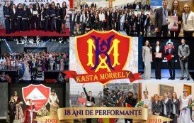 Asociaţia Kasta Morrely aniversează 18 ani de activitate peformantă