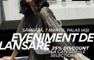 Brandul international de fashion house inaugureaza primul magazin din regiunea de Nord-Est, la Palas