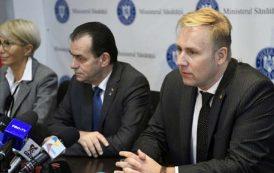 Ministrul Sanatatii si-a dat demisia! Secretarul de stat, Nelu Tataru, preia interimatul