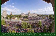 """Implinirea unui an de la vizita Papa Francisc la Iasi, marcata prin vernisajul expoziției  """"În Grădina Maicii Domnului"""""""