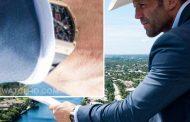Ceasul preferat al vedetelor Rafael Nadal si Jason Statham, licitat in Romania la pretul de 90.000 euro