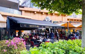 Zona de foodcourt, restaurantele și cafenelele din Palas și Iulius Mall Iași s-au redeschis