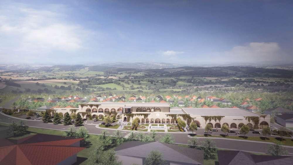 Două proiecte Family Market sunt construite simultan de IULIUS, o investiție de 17 milioane de euro în Iași